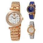 Versace Micro Vanitas Ladies Steel Watch - Choose color