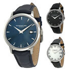 Raymond Weil Toccata Black Leather Mens Watch 5488-STC - Choose color
