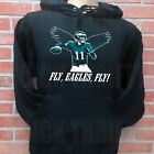 PHILADELPHIA EAGLES CARSON WENTZ FLY EAGLES FLY HOODIE