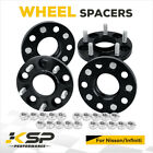 4X 15mm Wheel Spacer Adapters 5x45 to 5x1143 12X125 Fit for 350Z Infiniti G35