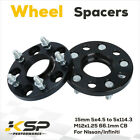 KSP 2PC 15mm Wheel Spacer Hubcentric 5x45 1143mm 12X125 Fit for 350Z Infiniti