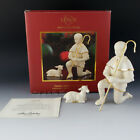 Lenox China Nativity INNOCENCE Shepherd  Lamb Sheep Discontinued