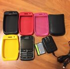 Blackberry 8900 Curve T Mobile QWERTY Camera Bluetooth WiFi
