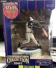 STARTING LINEUP HANK AARON COOPERSTOWN COLLECTION 1997 EDITION STADIUM STARS