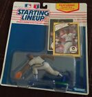 New Kenner 1990 Edition Starting Lineup Gary Sheffield card and sports figure