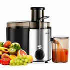 Juice Extractor Machine Vegetable  Fruit Fresh Maker Squeezer Juicer Electric
