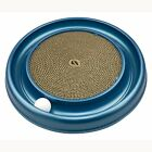 Cat Scratcher Kitten Scratching Pad 16 Round Stress Relief Cats Ball Toy Play