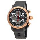 Chronoswiss Timemaster Black Dial Automatic Mens Watch CH-9045R