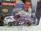 #12 MOBIL 1 FORD - JEREMY MAYFIELD - HW1998 TRADING PAINT - 1:64 CAR w/CARD !!!