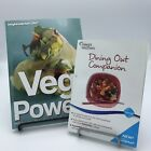 Weight Watchers Veg Power Cookbook  Dining Out Companion Book