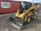 2014 Caterpillar 272C Skid Steer Loader w Cab  Hight Flow