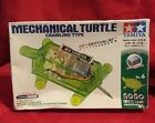 Tamiya ROBO Model Craft Mechanical Turtle Robot Hobby 71106 New Sealed box