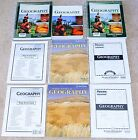 BJU Bob Jones 9th grade GEOGRAPHY 9 Student  Teacher COMPLETE SET SAVE
