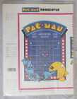 1980 PAC-MAN BOOK COVERS New Sealed