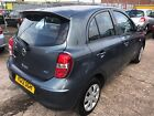 WOW 12L PETROL 2013 NISSAN MICRA VISIA WITH PARKING SENSORS
