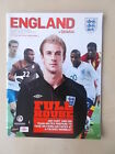 ENGLAND v GHANA MARCH 29th 2011 - FRIENDLY - MINT PROGRAMME
