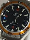 Omega Seamaster Planet Ocean SS CoAxiel 600m All Orig in Box & Case With All Doc