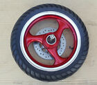 light used 250cc scooter front wheel with tire 13