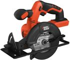 BLACK+DECKER 20-Volt MAX Li-Ion Cordless 5-1/2 in. Circular Saw (Tool-Only)