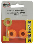 WASHER AND RING by DANCO MfrPartNo 9D00081420, PartNo 9D00081420, by Danco Inc,