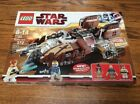 LEGO 7753 Star Wars Pirate Tank set NISB/Retired