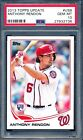 Anthony Rendon 2013 Topps Update #US8 RC PSA 10