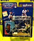 1998 EDITION STARTING LINEUP KENNER SLU COLLECTIBLE DAVE JUSTICE