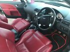 WOW 2002 FORD MONDEO ST220 WITH FULL RED LEATHER INTERIOR 30L PETROL