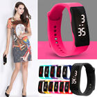 Top Design Boys Girl Waterproof Wrist Watch LED Date Silicon Sport Casual Unisex