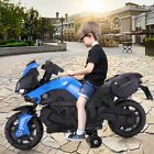 Kids 4 Wheel Electric Motorcycle Car 6V Bike Battery Powered Ride On Toy Car