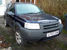 landrover freelander 2003 20 td4 4x4 blue spares and repairs