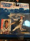CHIPPER JONES 1997 STARTING LINEUP NEW UNOPENED Action Figure Card MLB BRAVES SL