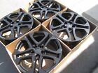 19 chevy ss staggered gloss black wheels powder coat set factory 4 rims oem