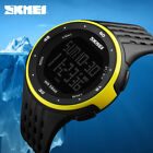 SKMEI Sports Watches 50m Waterproof Digital LED Military Watch Men Wristwatches