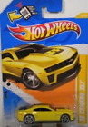 Hot Wheels 2012 12 Camaro ZL1 Yellow 2012 new models 9 247 164 Scale