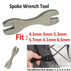 Multiple Sizes Spoke Wrench Tool Universal For Rim Wheel Dirtbike ATV Motorcycle