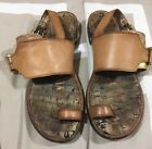 Sam Edelman Sandals Size 65 womens FLYNN Toe Ring Worn Well 130
