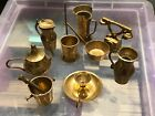 Antique Vintage Copper Collectibles Made in India Heavy Mint Condition
