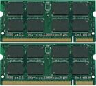 2GB 2x1GB SODIMM PC2 5300 Laptop Memory for Acer Aspire One 532h TESTED