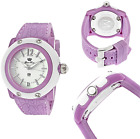 Glam Rock Watches For Women  Purple GD1020 Miami Beach