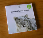 Mac OS X Snow Leopard 1063 installation DVDs New Sealed