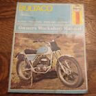 BULTACO Competition Bikes Original Motorcycle Workshop Manual Haynes