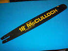 NEW MCCULLOCH 18