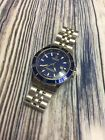Swiss Military Hanowa Mens Watch Sapphire Chrystal Scratch Resisted face