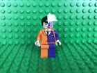 LEGO Minifigure Two Face from Set 6864 Batmobile and the Two Face Chase