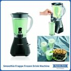 Frozen Drink Machine Milkshake Smoothie Slush Maker Frappe Beverage Ice Mixer