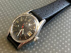Vintage Certina DS Diver Wristwatch stainless steel heavy compressor Tropic band