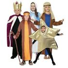 Kids Boys Girls Christmas Nativity School Play Biblical Fancy Dress Costume New