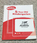 ABeka Kindergarten GRADE K5 VIDEO MANUAL Daily Lesson Guide for All Subjects