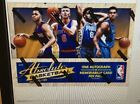 2015 16 Panini Absolute Unopened Basketball 4 Pack Hobby Box Porzingis RC?